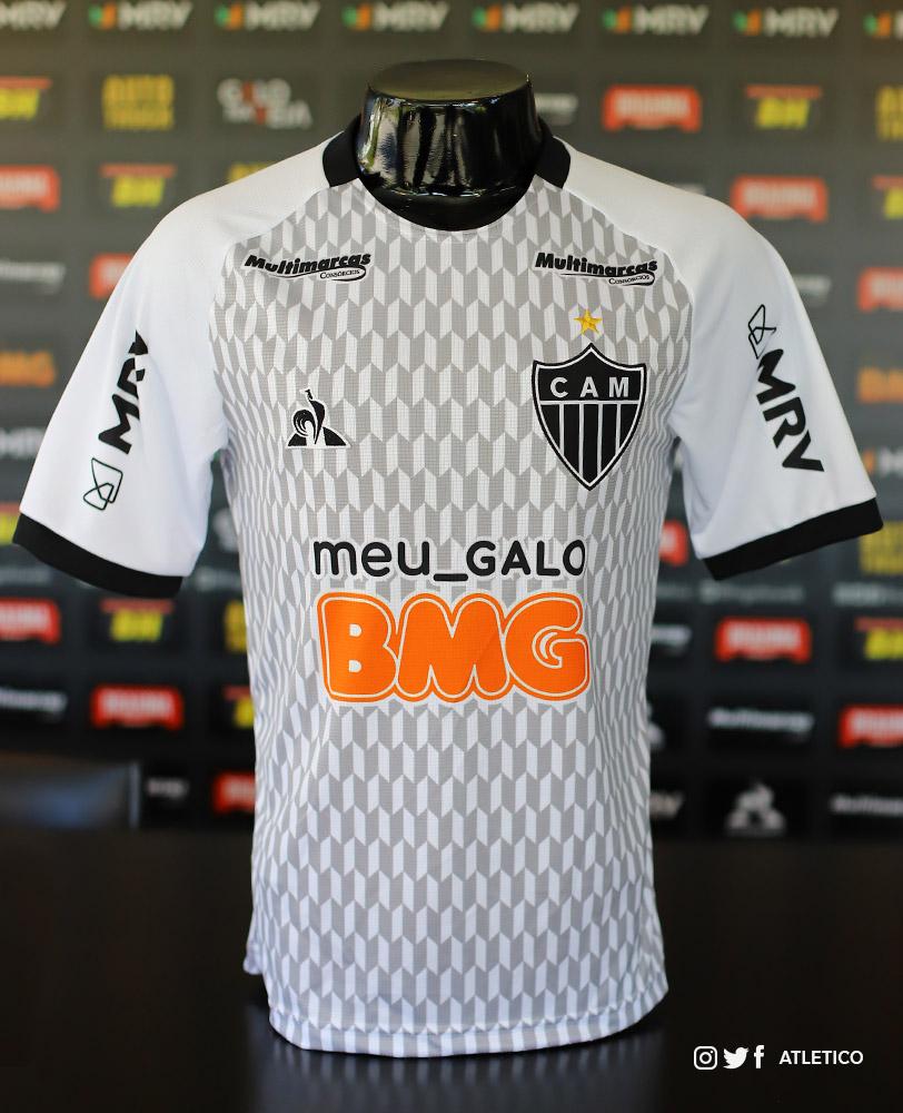 Atlético-MG lança novas camisas de treino para 2020 3