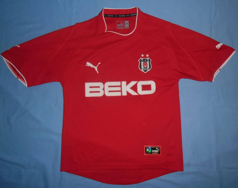 BEKO retorna às camisas do Besiktas após 16 anos