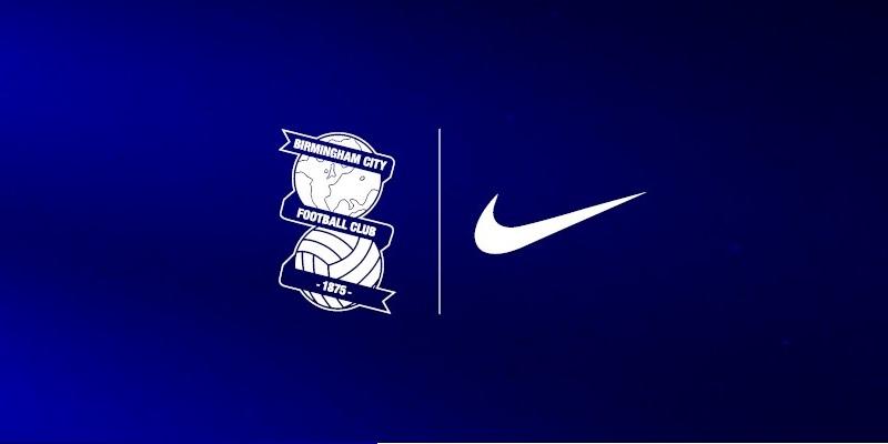 Birmingham City vestirá Nike na próxima temporada