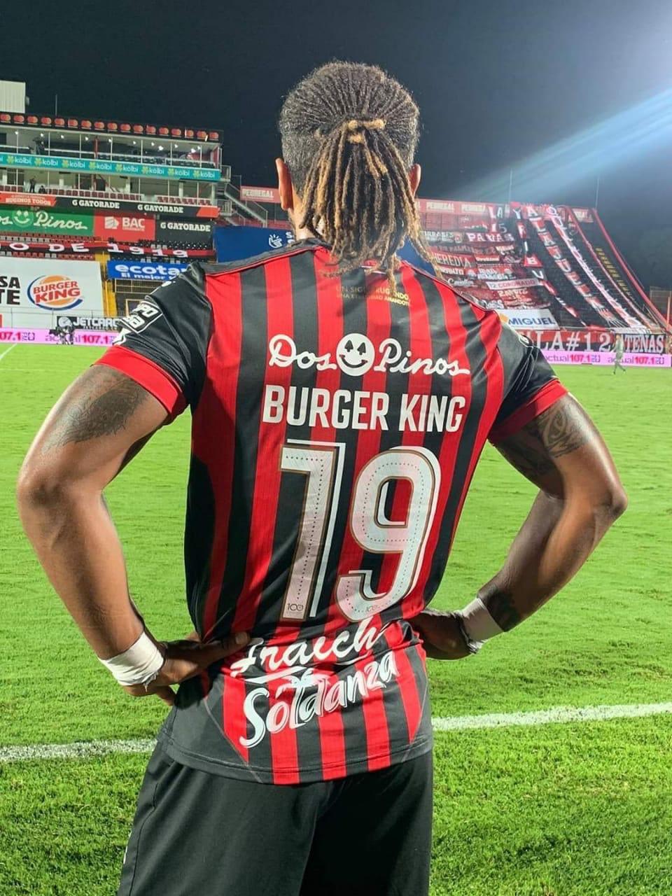 Burger King Costa Rica 1