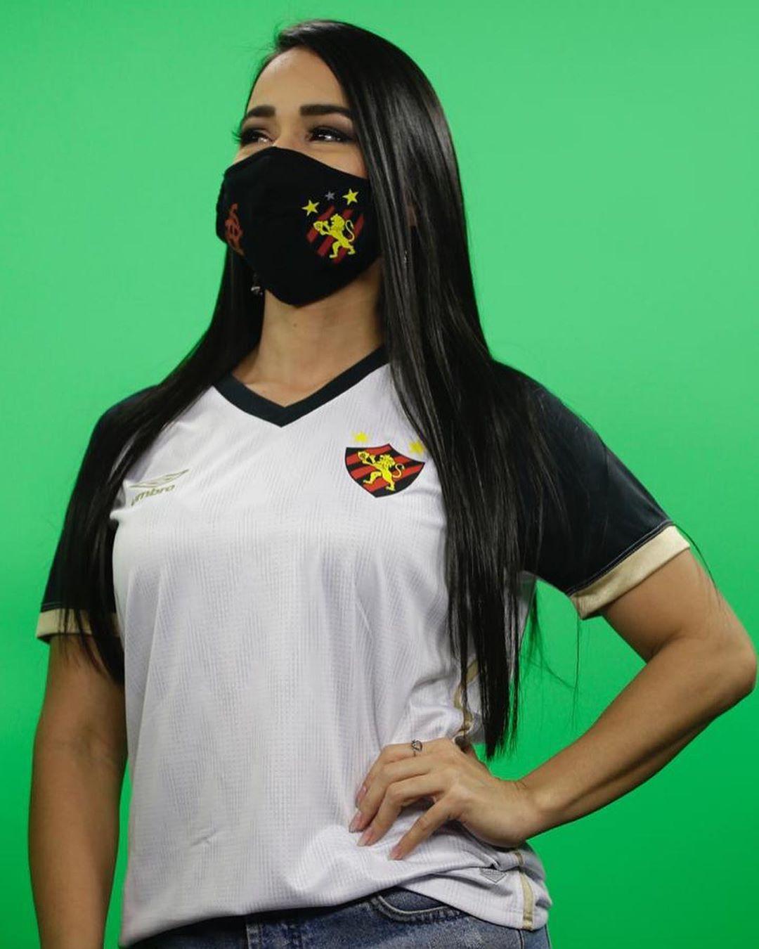 Camisa feminina Sport Recife Umbro 2020