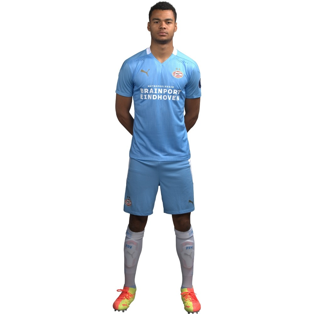 Camisa reserva do PSV 2020-2021 PUMA Reserva kit