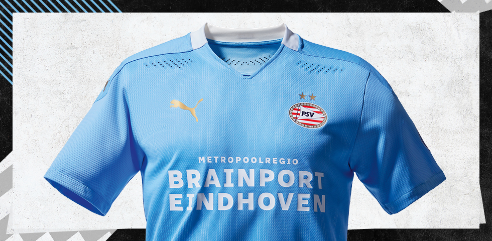 Camisa reserva do PSV 2020-2021 PUMA Reserva 5