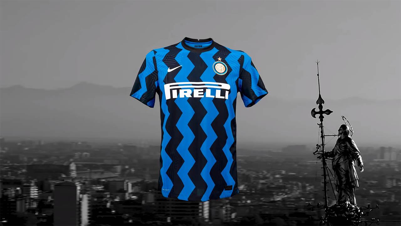 Camisas da Inter de Milão 2020-2021 Nike 34