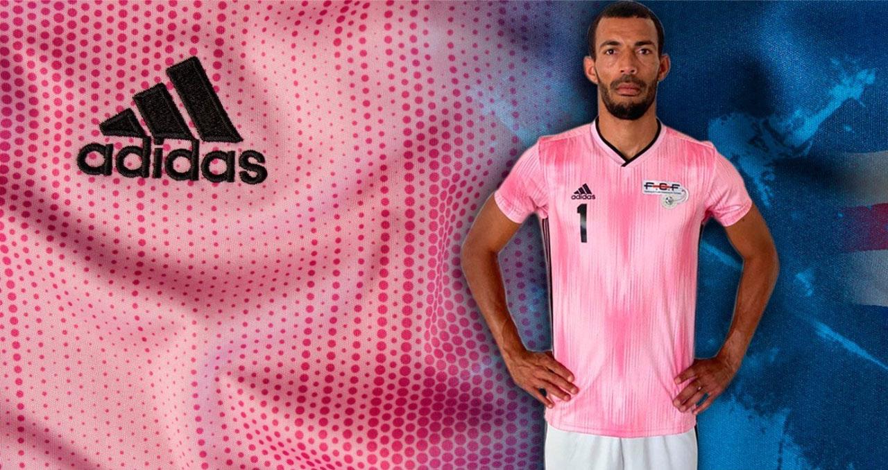 Camisas de Cabo Verde 2020-2021 Adidas