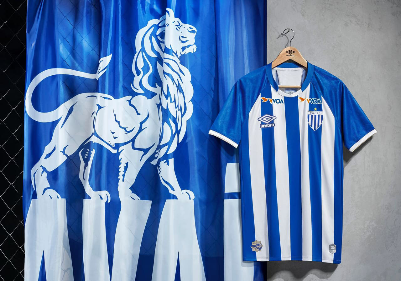 Camisas do Avaí FC 2020-2021 Umbro 1