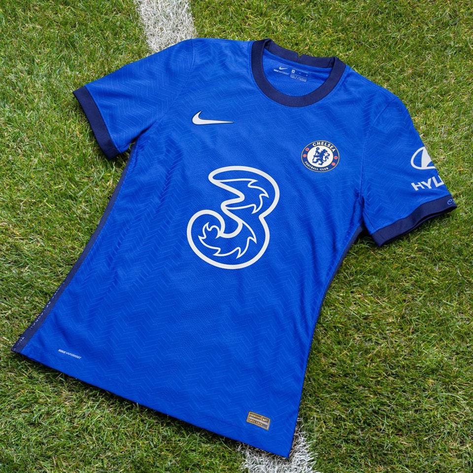 Camisas do Chelsea FC 2020-2021 Nike kit 0