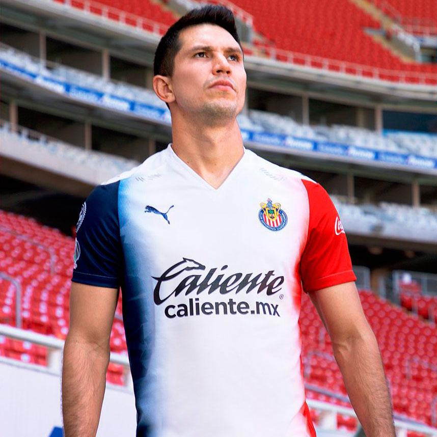 Camisas do Chivas Guadalajara 2020-2021 PUMA