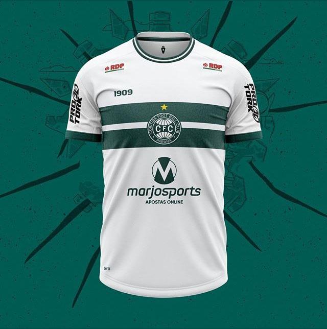 Camisas do Coritiba 2020-2021 1909 1