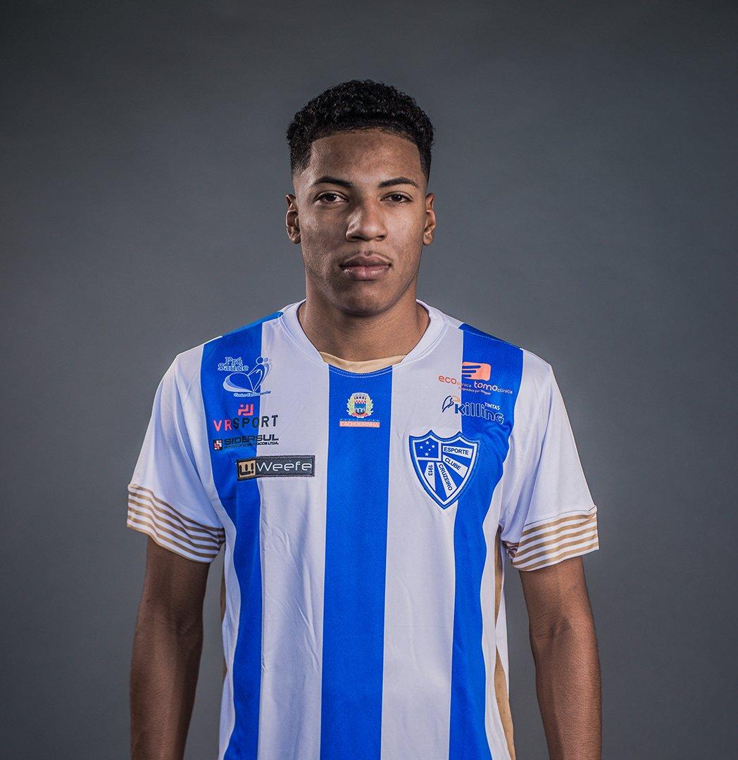 Camisas do EC Cruzeiro-RS 2020 Weefe 1