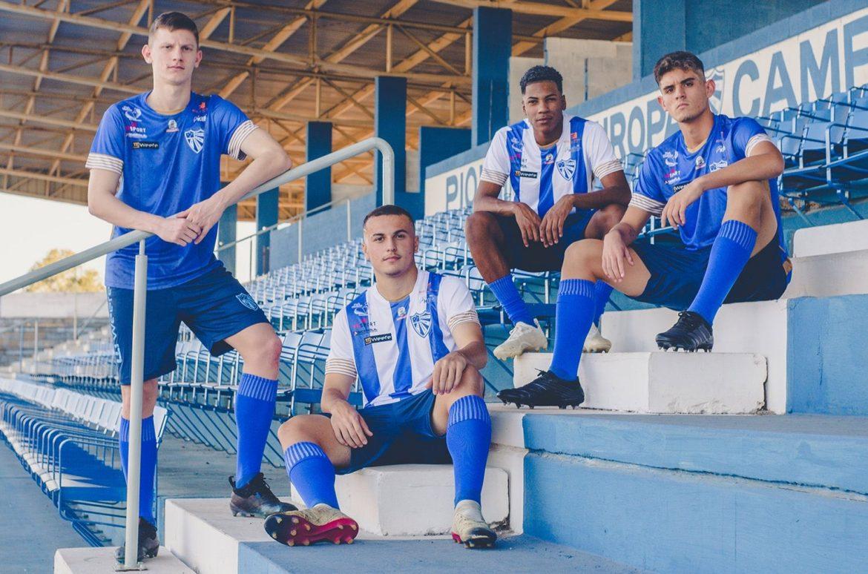 Camisas do EC Cruzeiro-RS 2020 Weefe
