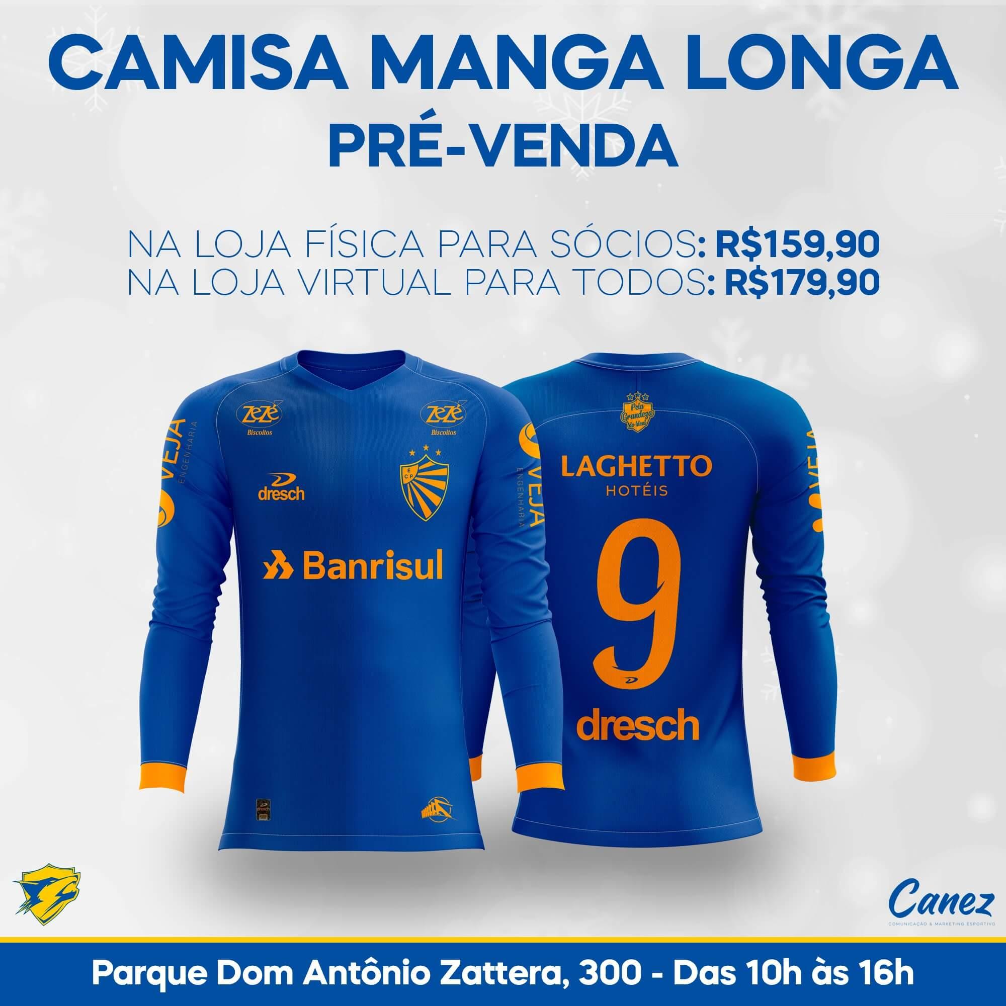 Camisas do EC Pelotas 2020-2021 Dresch