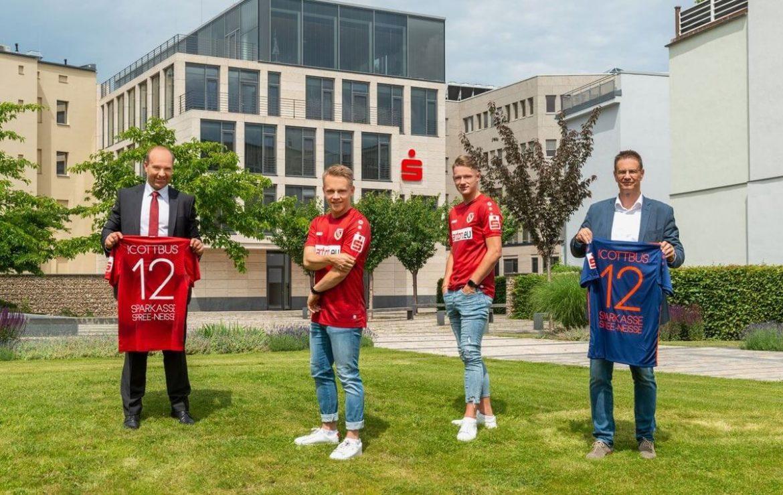 Camisas do Energie Cottbus 2020-2021 JAKO