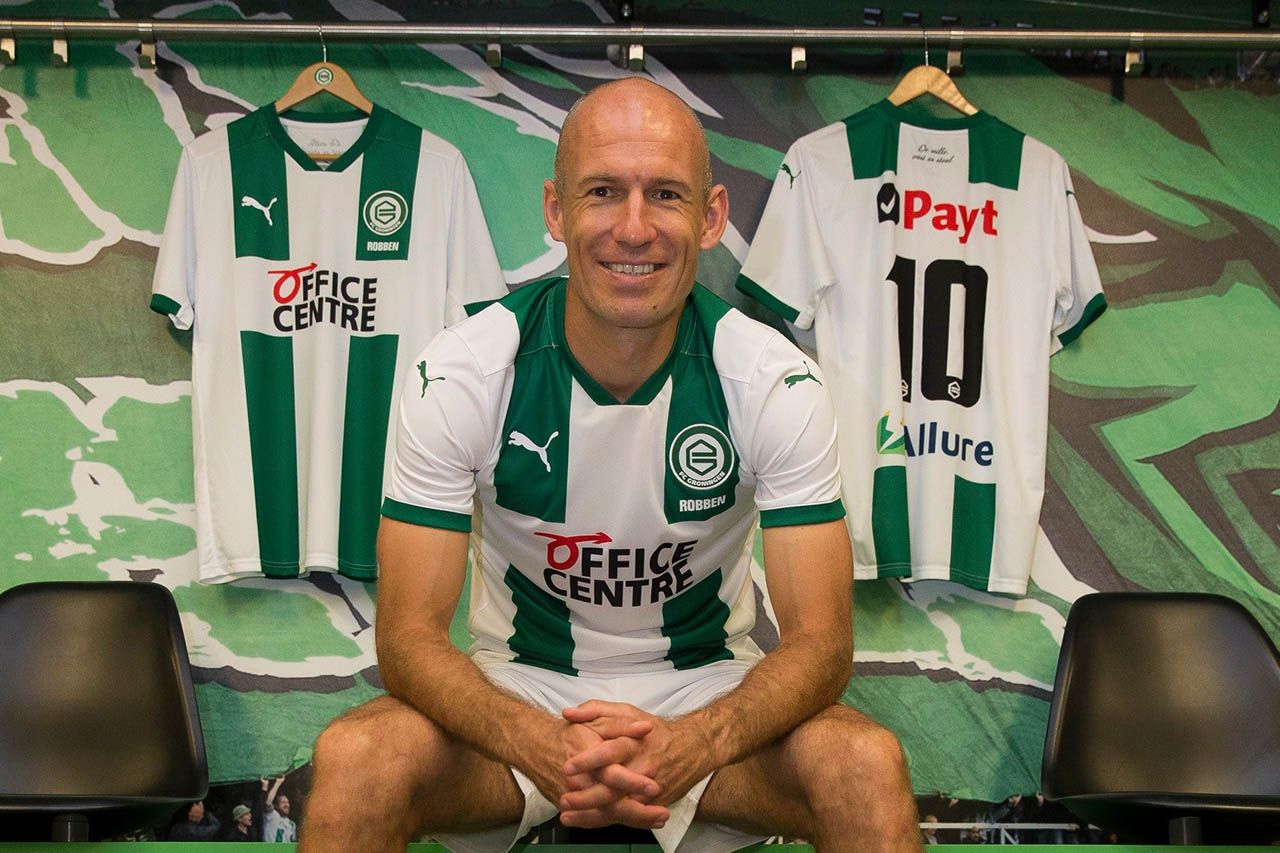 Camisas do FC Groningen 2020-2021 PUMA