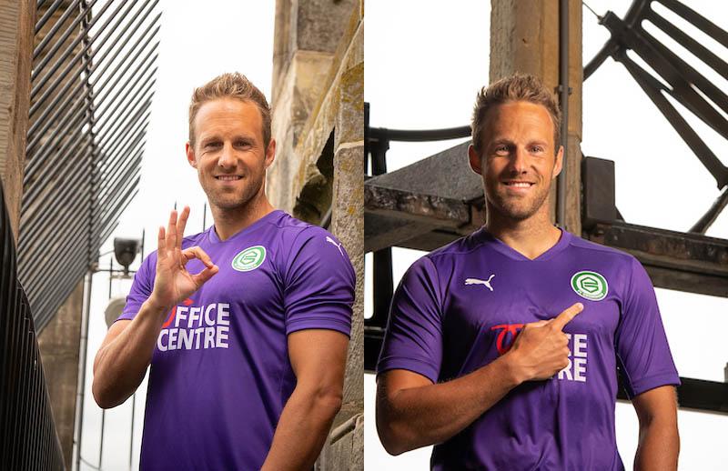 Camisas do FC Groningen 2020-2021 PUMA Reserva