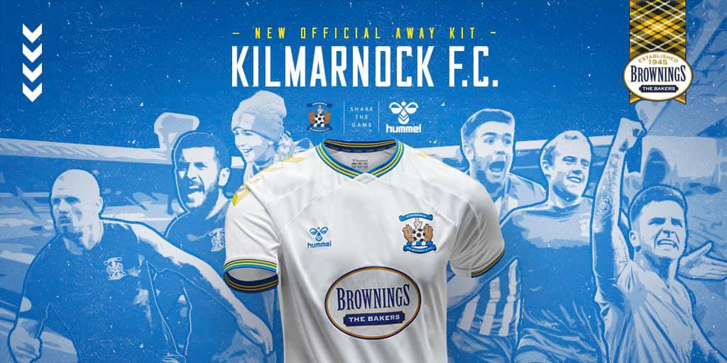 Camisas do Kilmarnock FC 2020-2021 Hummel Reserva a