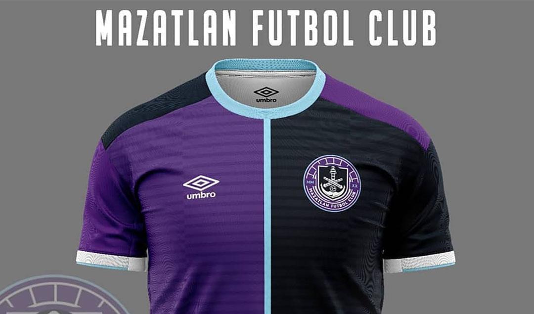 Camisas do Mazatlan FC 2020-2021 Evandson Mohanan
