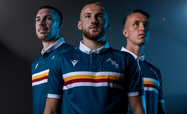 Camisas do Motherwell 2020-2021 Macron 1