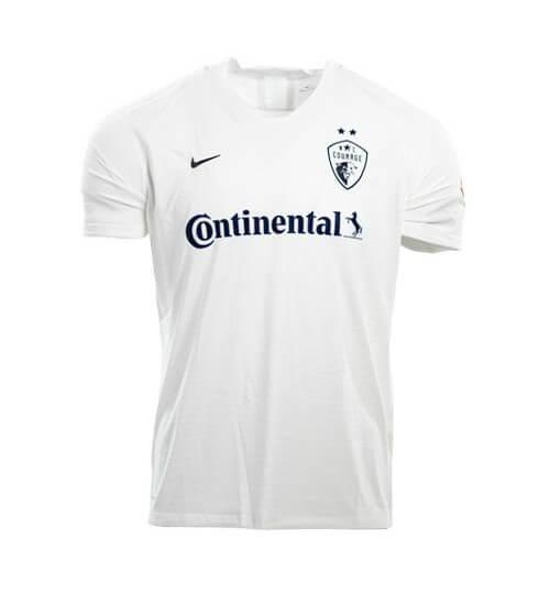 Camisas do NC Courage 2020-2021 Nike