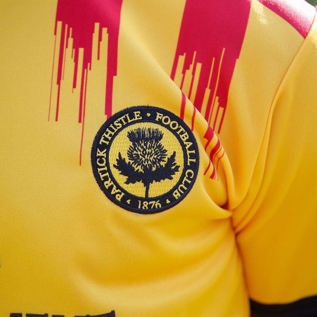 Camisas do Partick Thistle 2020-2021 O'Neills