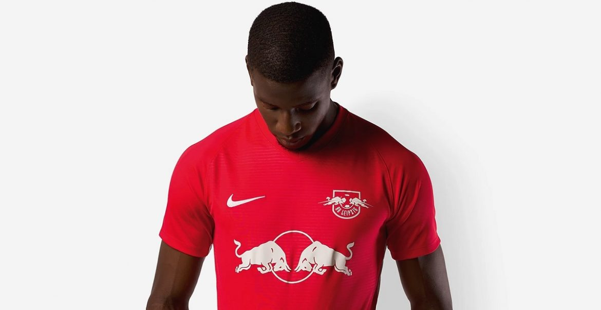 Camisas do RB Leipzig 2020-2021 Nike
