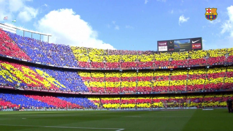 Camp Nou Mosaico Barcelona