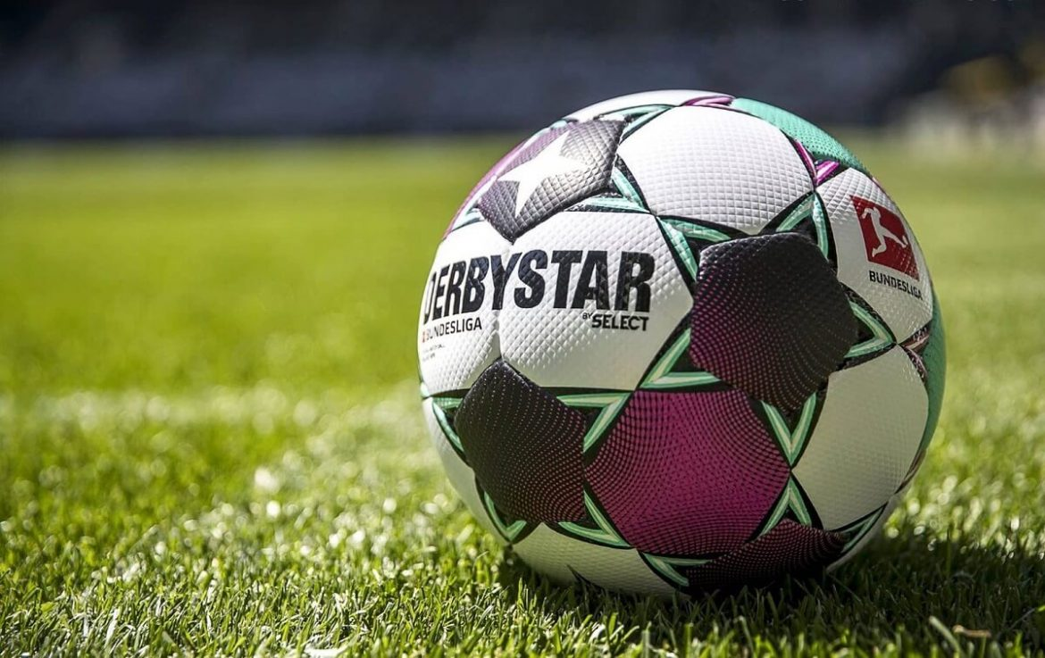 Derbystar Brilliant APS Bola da Bundesliga 2020-2021