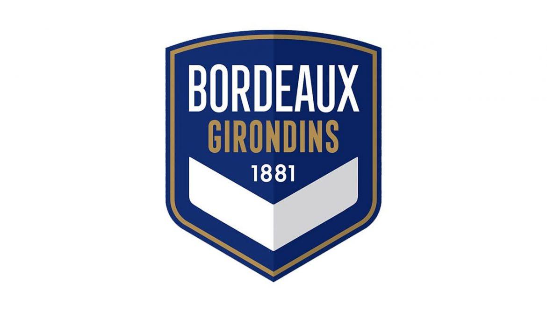 Escudo do Girondins de Bordeaux 2020-2021 a