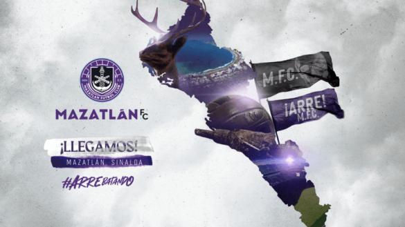 Ex-Monarcas Morelia Mazatlán FC apresenta nova identidade