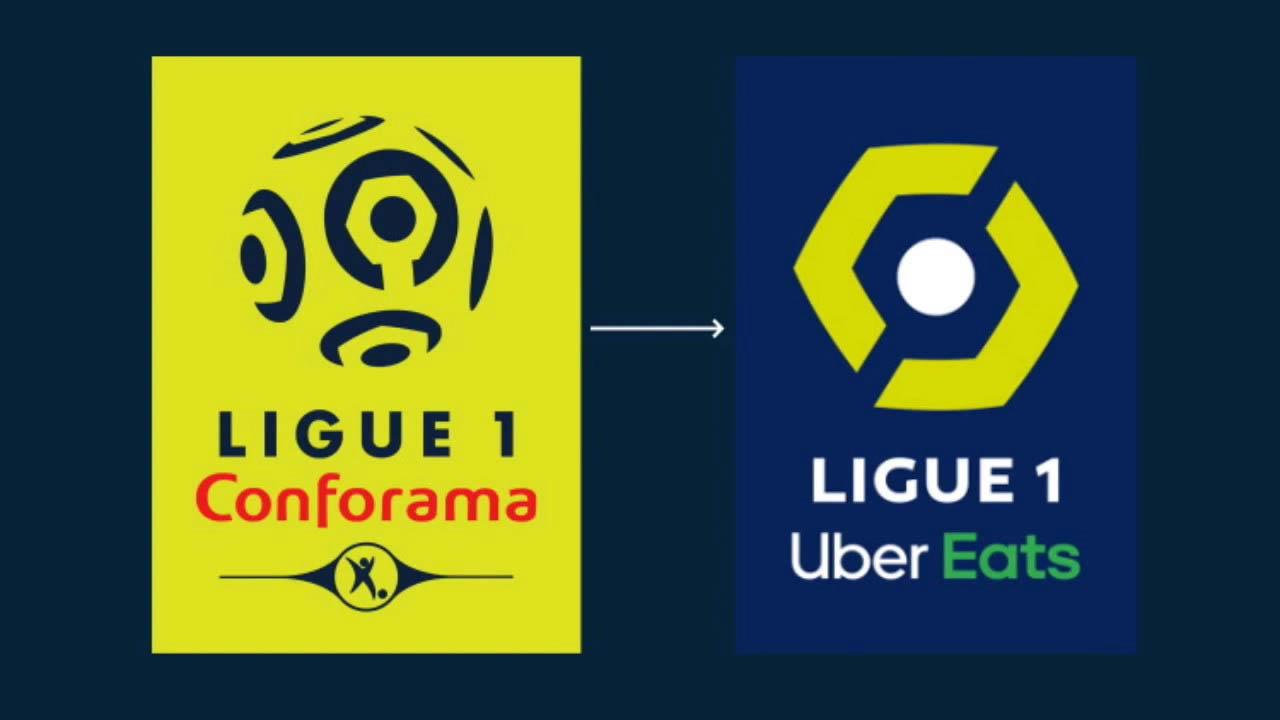 Ligue 1 novo logo