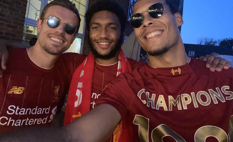 Liverpool lança camisa para celebrar título da Premier League 19-20 a