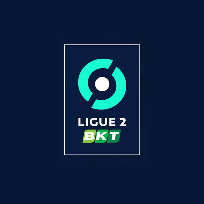 Novo logo Ligue 2 BKT