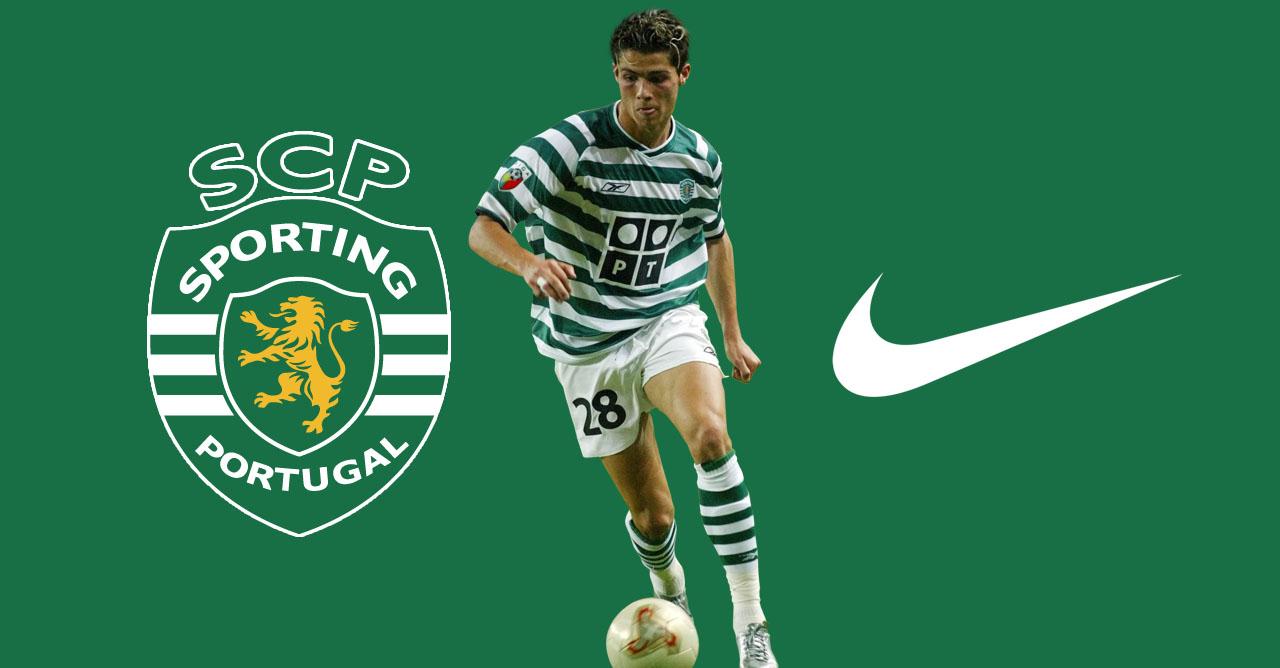Sporting Nike Cristiano Ronaldo
