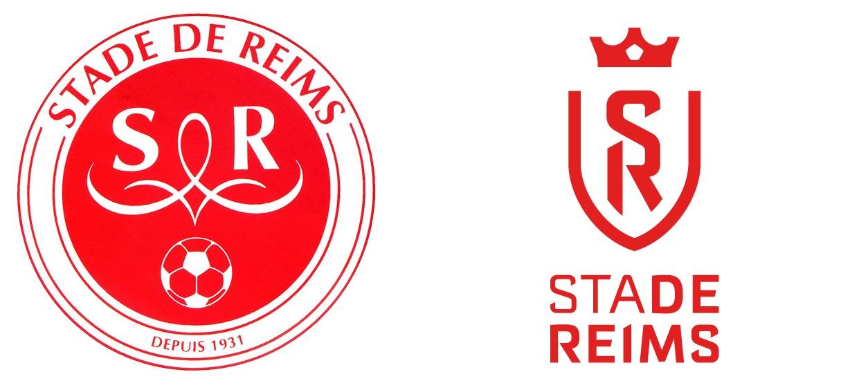 Stade de Reims apresenta seu novo escudo
