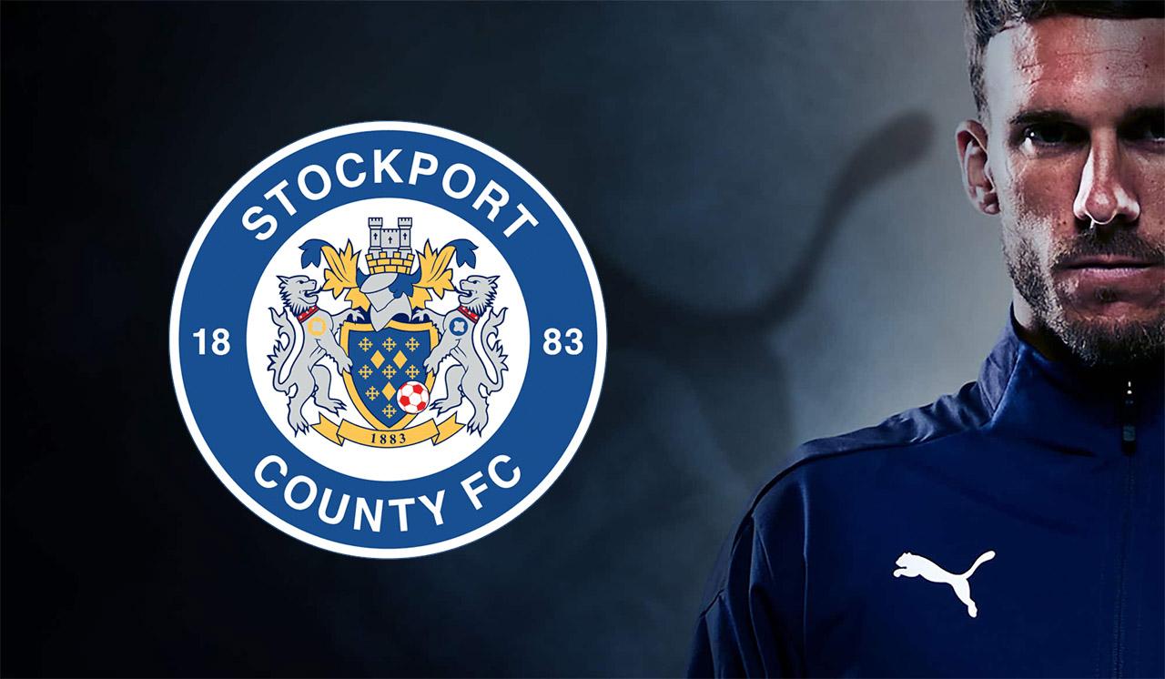 Stockport County puma