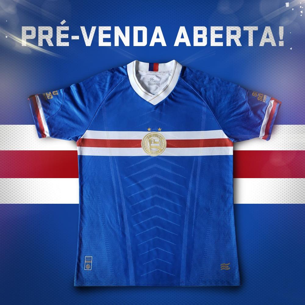 Terceira camisa do EC Bahia 2020 Esquadrão Exclusiva Sócios