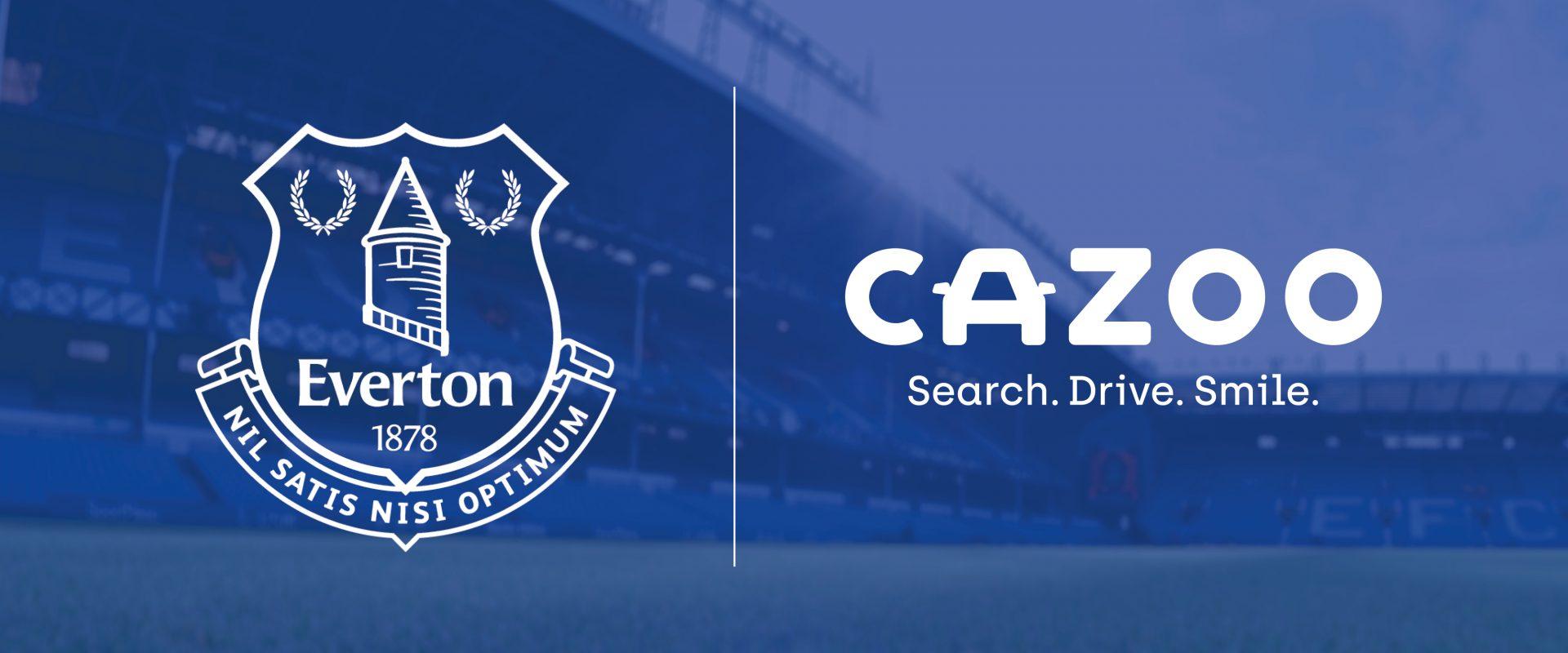 Everton FC Cazoo