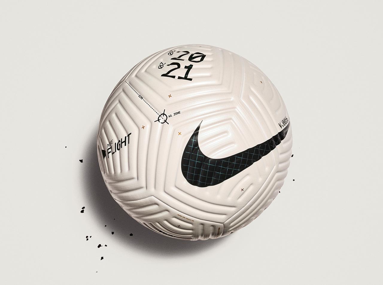 Bola Nike Flight: Uma revolução na aerodinâmica do futebol