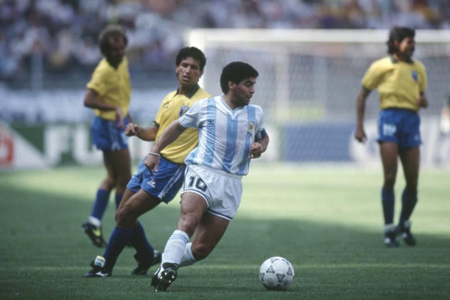 Adidas lança coleção retrô 1990 para a Argentina