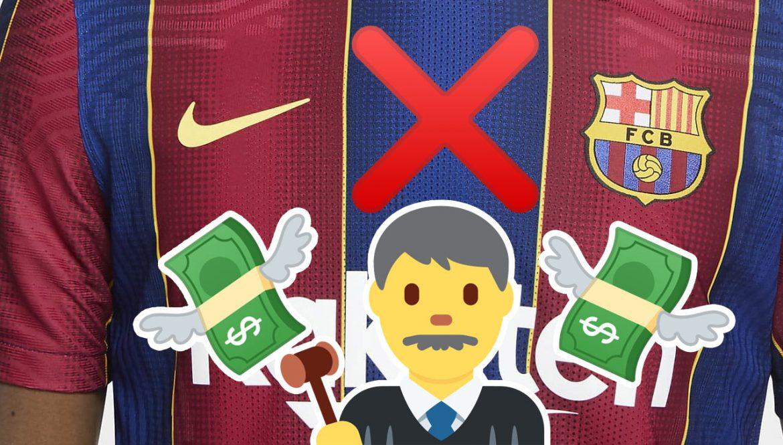 Barcelona deve ter prejuízo milionário por conta de erro da Nike, diz jornal
