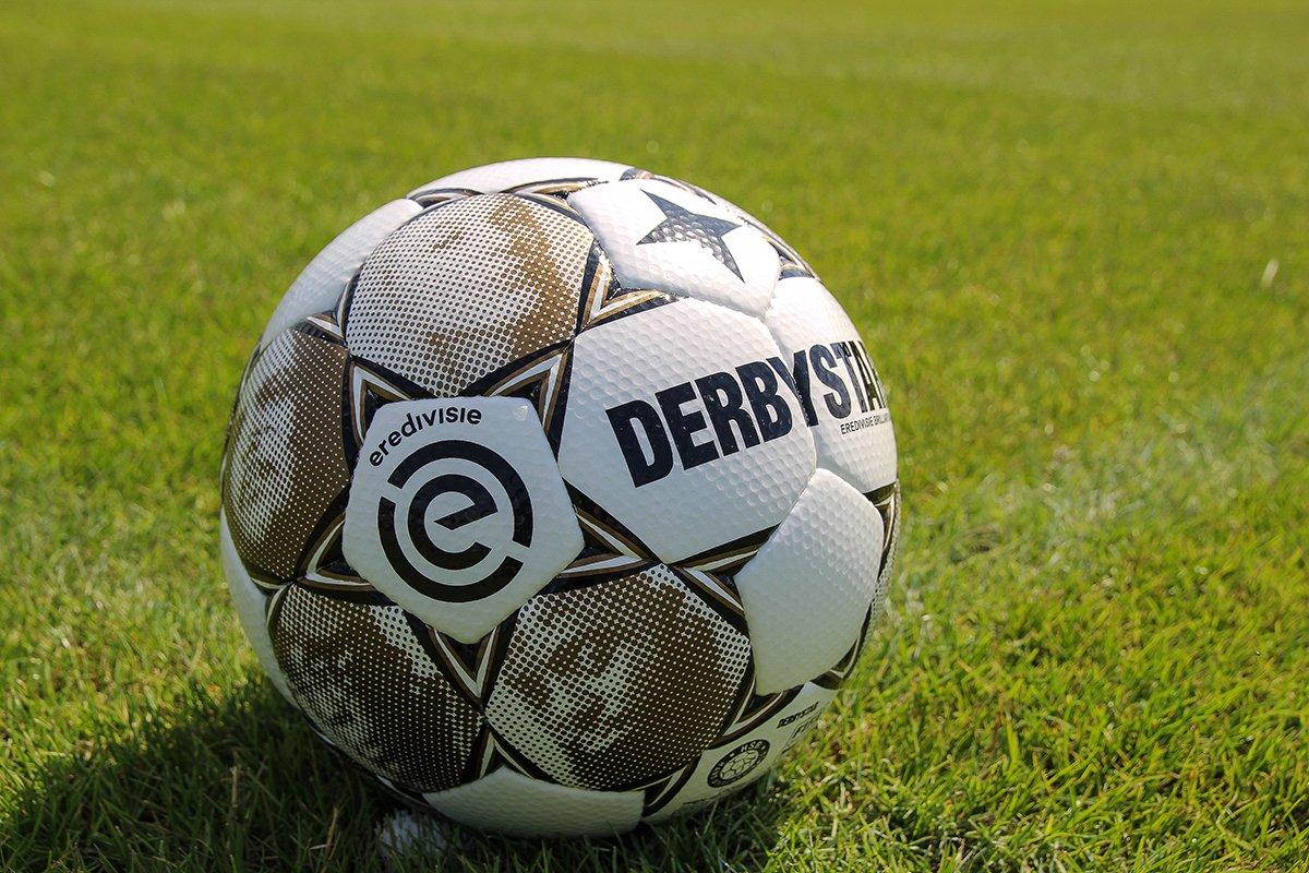 Brillant APS Bola da Eredivisie 2020-2021 Derbystar