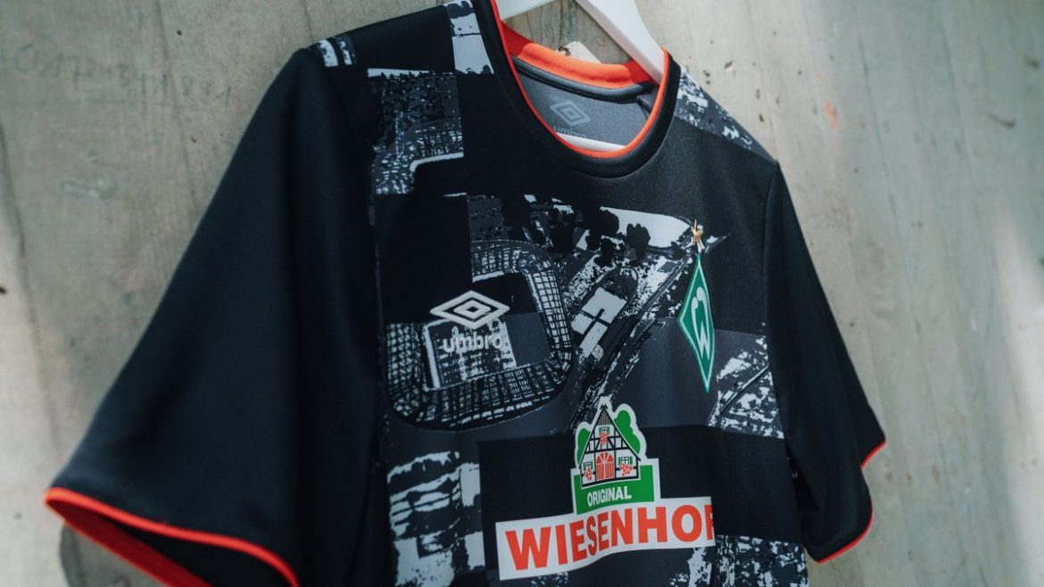 Camisa City Edition do Werder Bremen 2020 Umbro