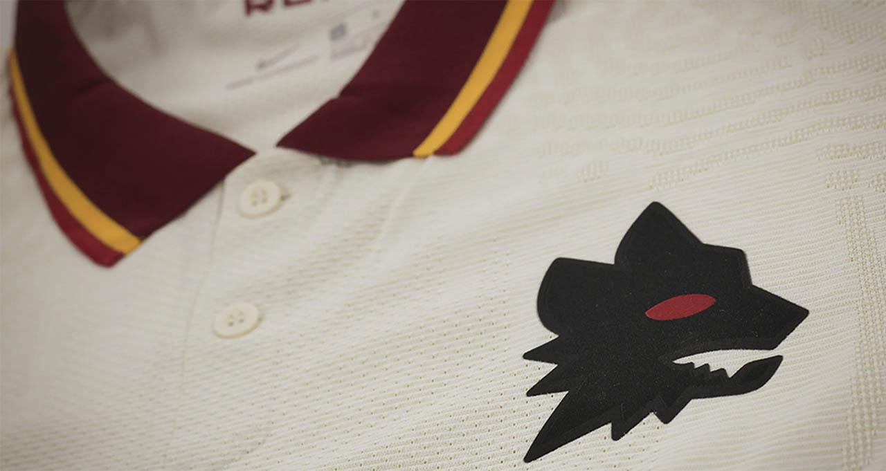 Camisa reserva da AS Roma 2020-2021 Nike kit a