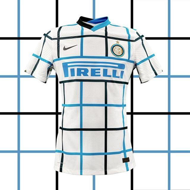 Camisa reserva da Inter de Milão 2020-2021 Nike