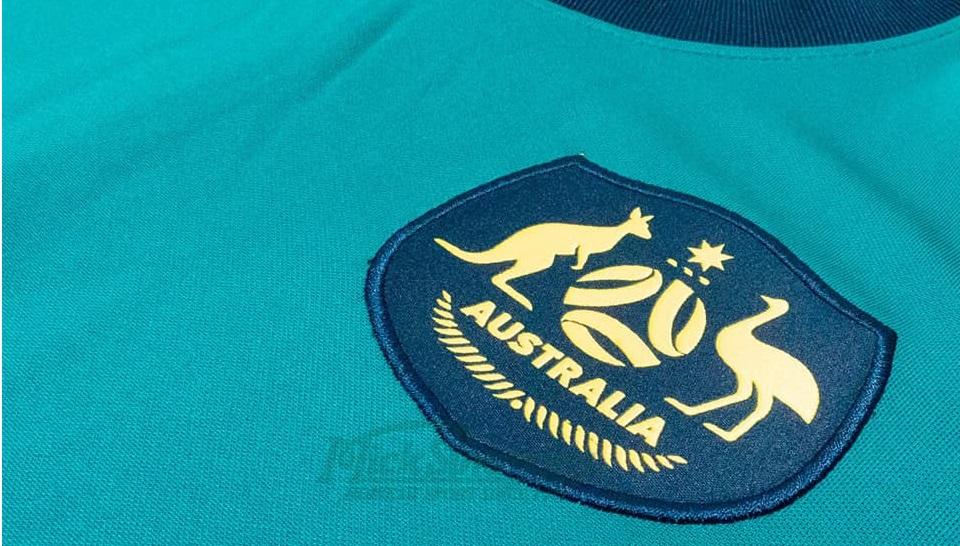 Camisas da Austrália 2020-2021 Nike