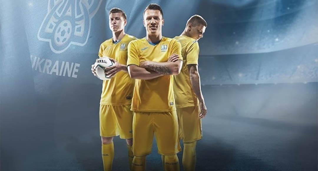 Camisas da Ucrânia 2020-2021 JOMA a