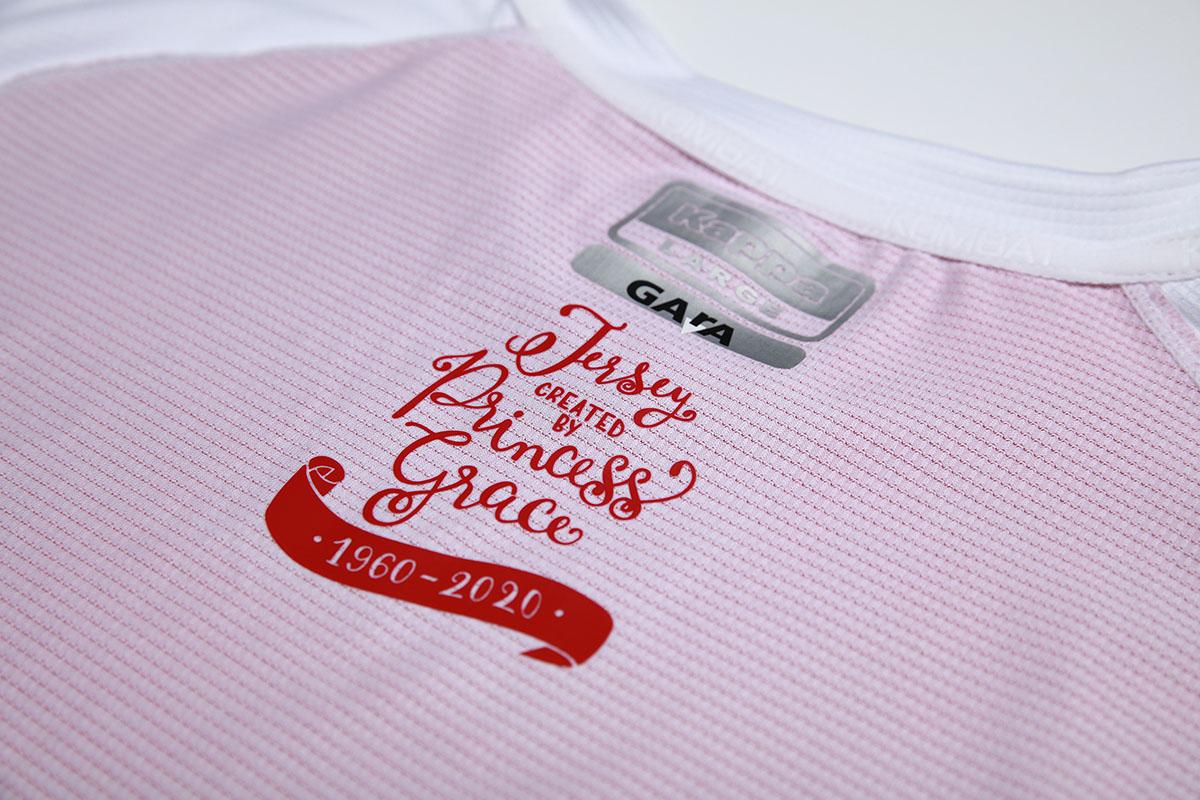 Camisas do AS Monaco 2020-2021