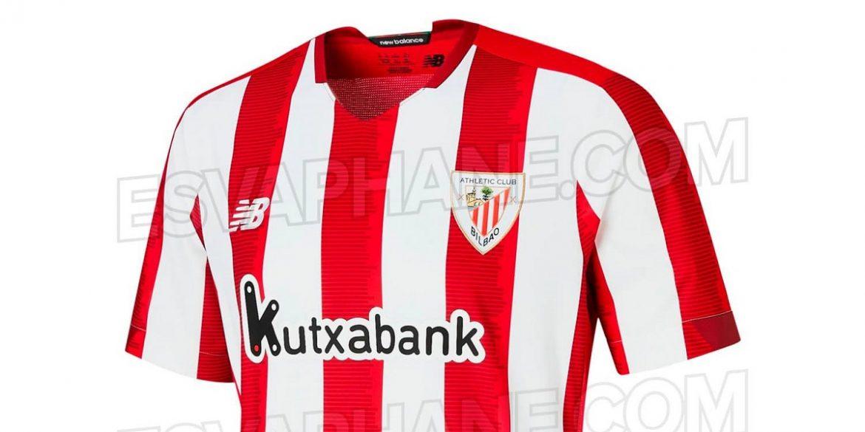 Camisas do Athletic Bilbao 2020-2021 New Balance