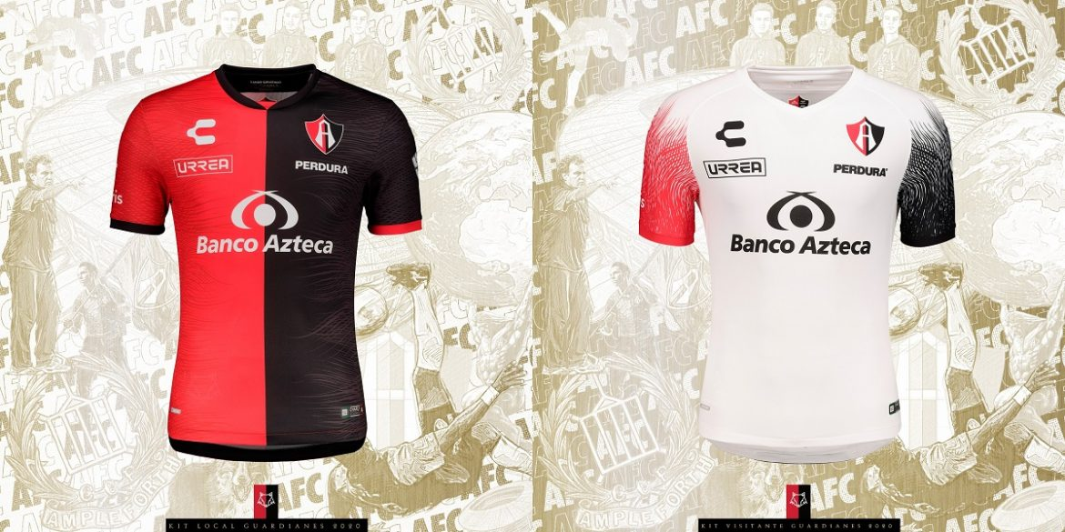 Camisas do Atlas FC 2020-2021 Charly