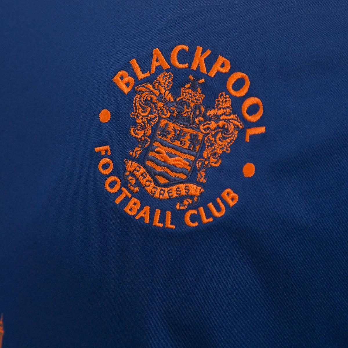 Camisas do Blackpool FC 2020-2021 PUMA